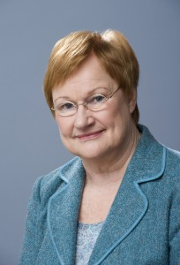 Tarja Halonen - School of International Futures f88770eba3